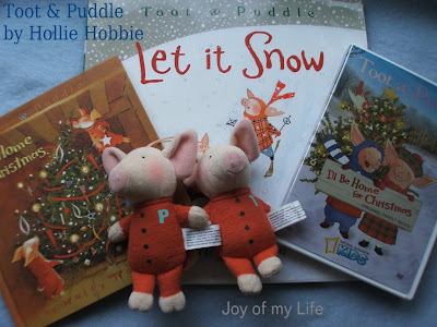 toot and puddle hollie hobbie book review dvd