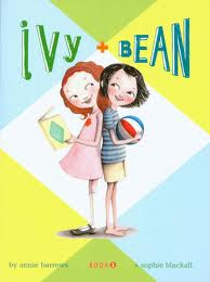 Ivy+Bean Ivy and bean chapter books review saffron tree  Annie Barrows Sophie Blackall