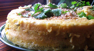 easy recipe khaman dhokla indian steamed vegan chickpea flour gujarathi delicacy
