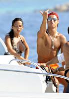 Cristiano Ronaldo si Nereida Gallardo