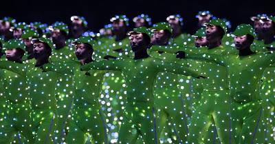 Beijing 2008 Olympics Opening Ceremony