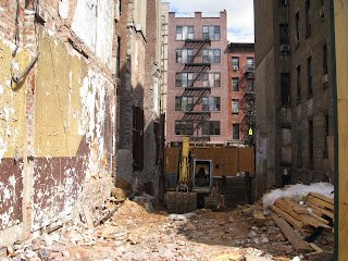 More Orchard Street Destruction