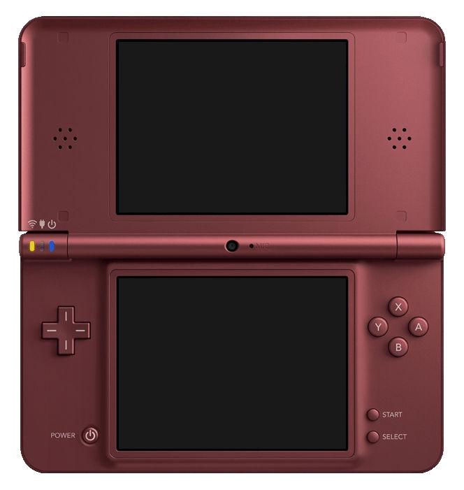 Skin Nintendo DSi XL >> Descargar