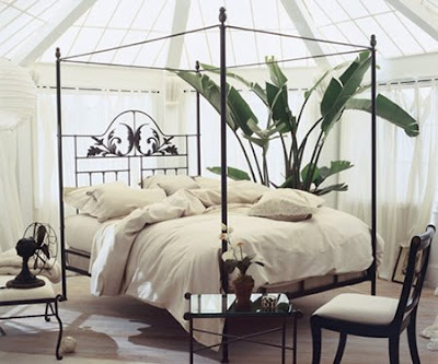 how to create a romantic mood in the bedroom