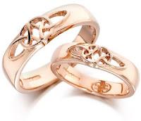 Tasting Celtic Wedding Rings