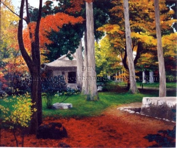 Galeria De Pintura Al Oleo: Dibujo Y Pintura: Lienzo Nº 13