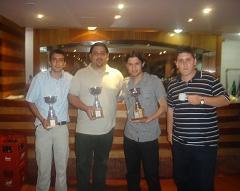 Los Tres Títulos del 2008 (6ta, 4ta y 3ra)