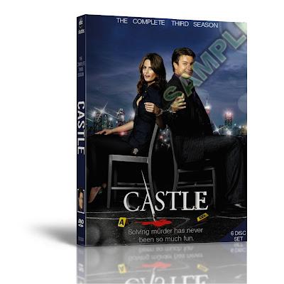 Dvd Cover Art Castle Uses