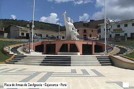 Plaza de Armas de San Ignacio