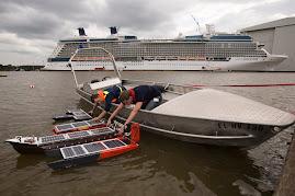 Solarboot-Rennen 2008