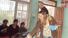 Help to orphan by volunteer