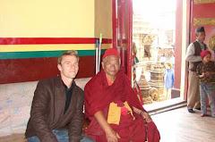 Volunteer with vichhu
