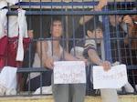 «Απάνθρωπες» οι συνθήκες στα κρατητήρια του «Ελ. Βενιζέλος»