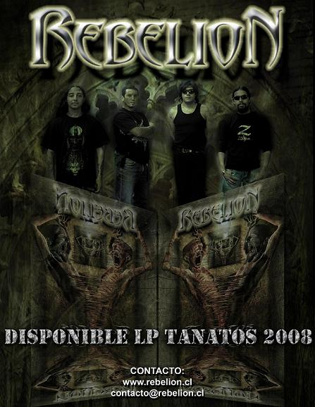 rebellion - tanatos - 2008