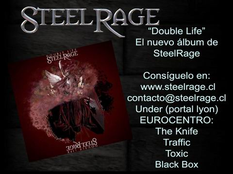 Steel Rage - Steel Rage - 2008