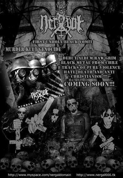 Nergal -  Murder Kult Genocide