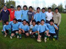 Selección Adulta Ñiquen año 2008