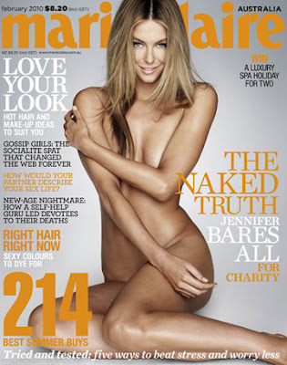 miss universe 2004 jennifer hawkins covergirl marie claire