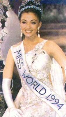 World miss rai aishwarya as
