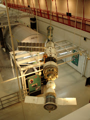 International Space Station Model