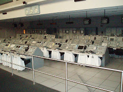 Apollo Mission Control Room