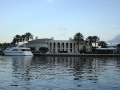 Mansions and Megayachts