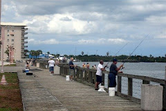 New Smyrna Beach Dock Walk