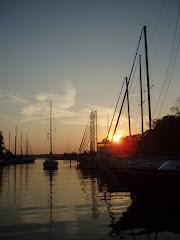 Solomons Island Sunset