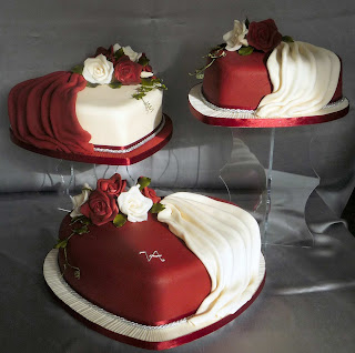 wedding cakes by franziska: new wedding cake designs