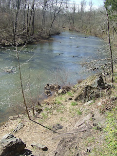 Rapidan River, Perimeter Trail, Woodberry Forest School