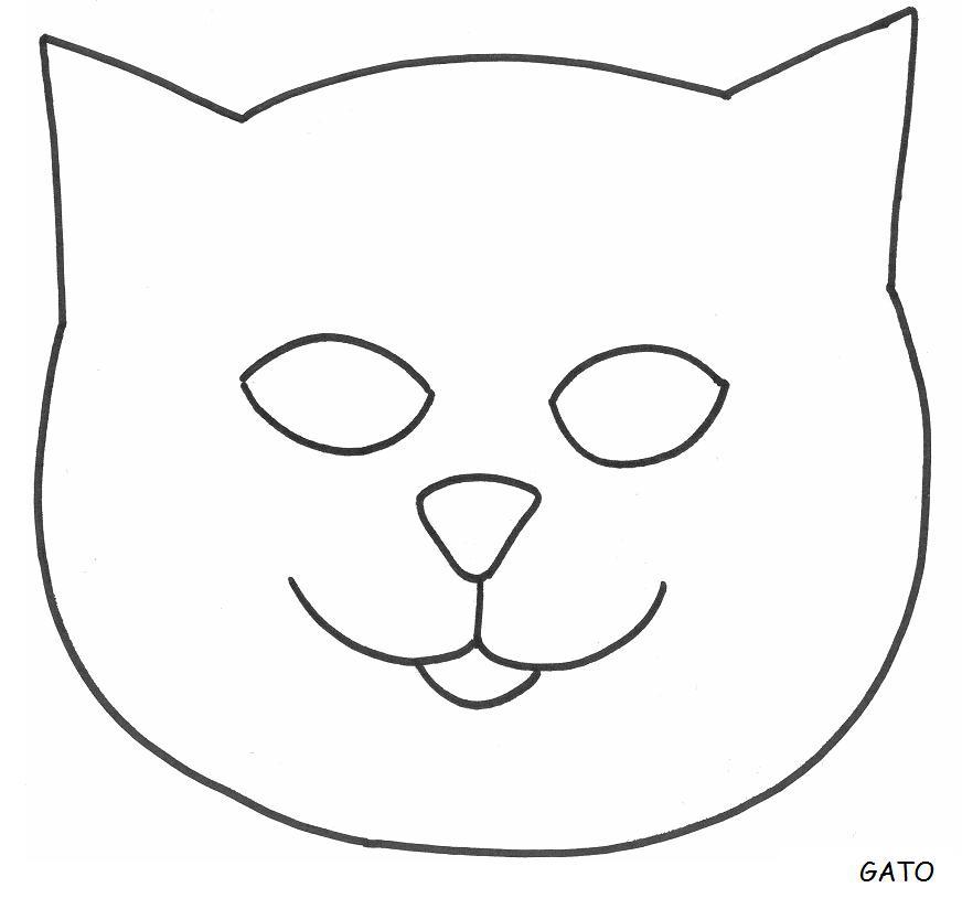 Miranfú: Caretas ratón y gato