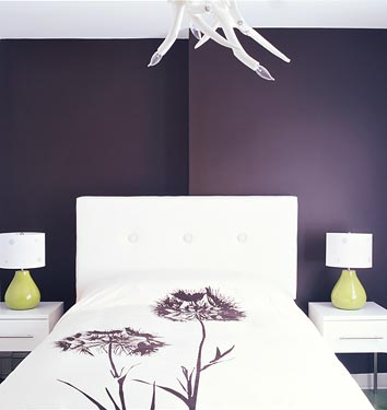 God In Design Decorate Your Bedroom With Shades Of Purple