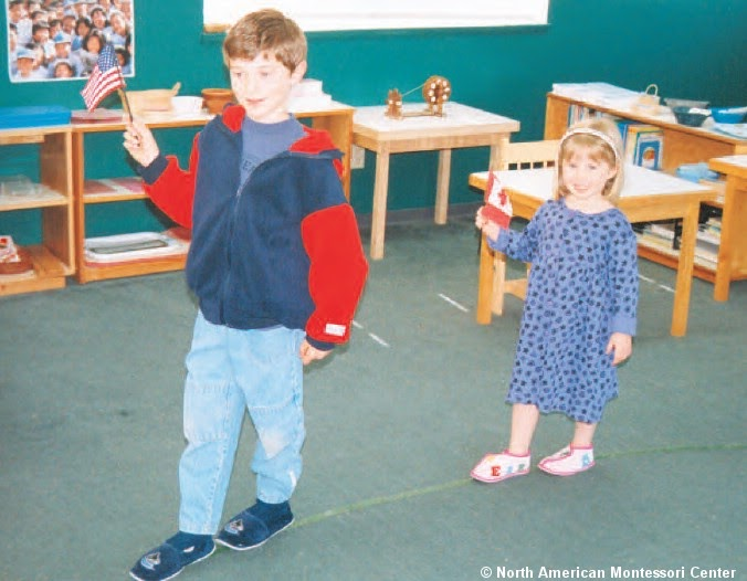Montessori Walk The Line Activity Helping Reading And