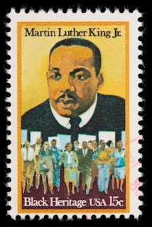 montessori culture studies black history month diversity martin luther king stamp