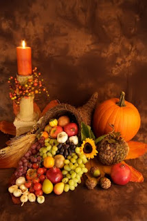 NAMC montessori curriculum activities canadian thanksgiving cornucopia