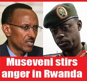 Image result for kagame museveni
