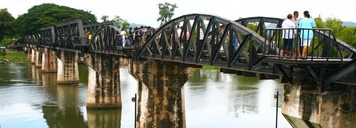 Pak Khwae Thailand  city photos gallery : ... famous Bridge over the River Kwai, Thailand's most historical city