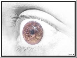 Con un ojo en la Tierra