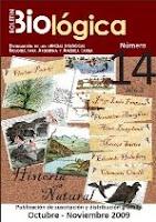 Boletín Biológica Nro. 14