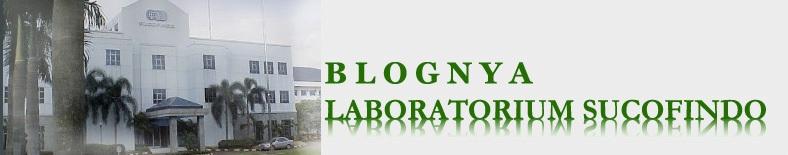 Blognya Laboratorium Sucofindo Cibitung
