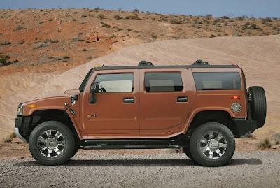 Hummer H4 Inside >> Hummer Trucks Suv