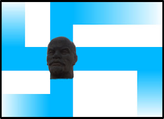 A new flag for the great Finland