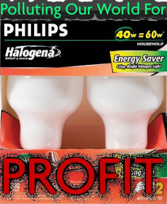Philips - Polluting Our World For Profit