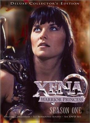 Xena A Princesa Guerreira 1 temporada