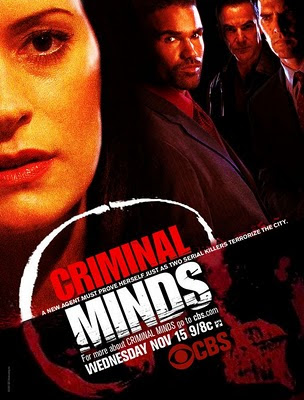 Renee O Connor em Criminal Minds