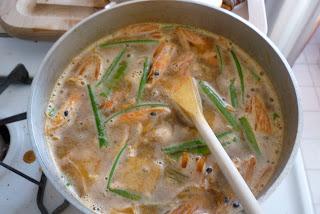 Asian Shrimp Bisque 2