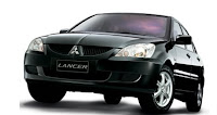 Car Rental - Mitsubshi Lancer For Rent