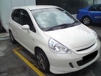 Car Rental - Honda Fit For Rent