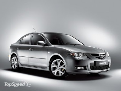 Car Rental - Mazda 3 For Rent