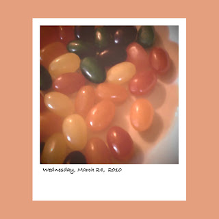 jelly beans iPhone polaroid iphoneography photography